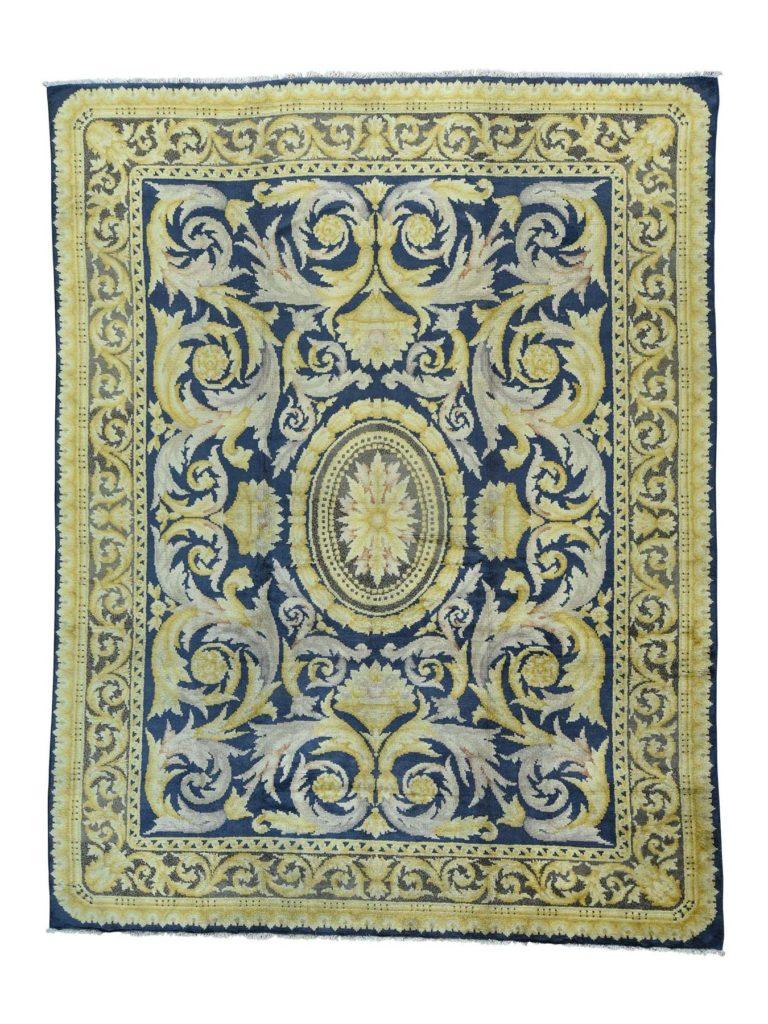 handmade savonnerie carpet